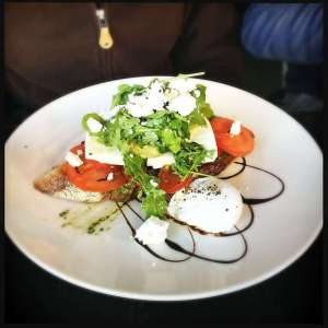 Feta Eggs at Sayers (image: urbanspoon)