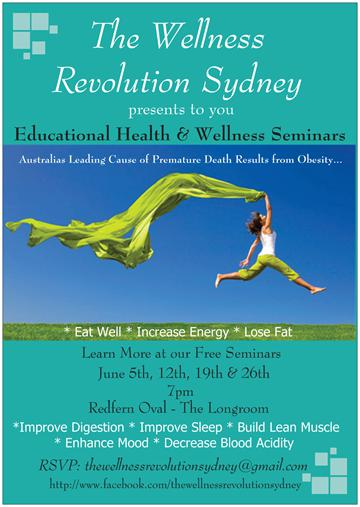 The Wellness Revolution Seminars